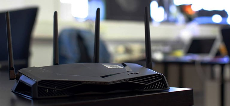 goede gaming routers
