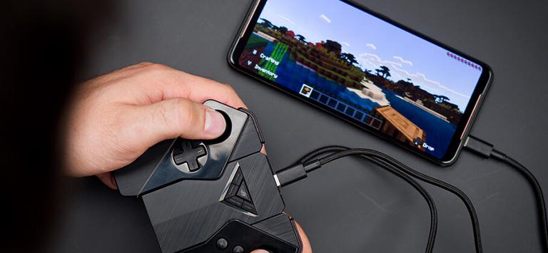 smartphone controller voor gaming