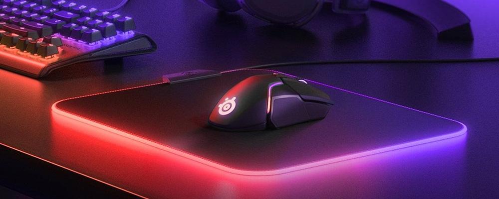 beste gaming muis mat
