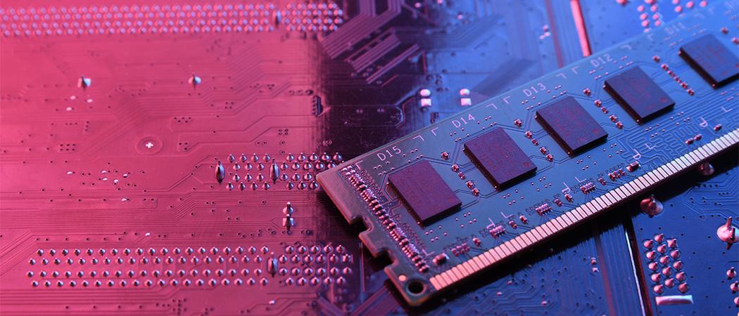 DDR4 ram geheugen