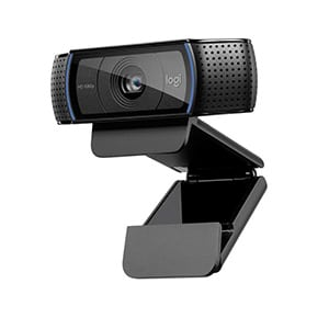 goede logitech webcam